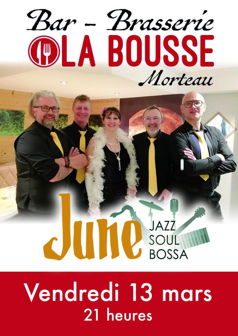 Du Jazz, de la Soul, de la Bossa...